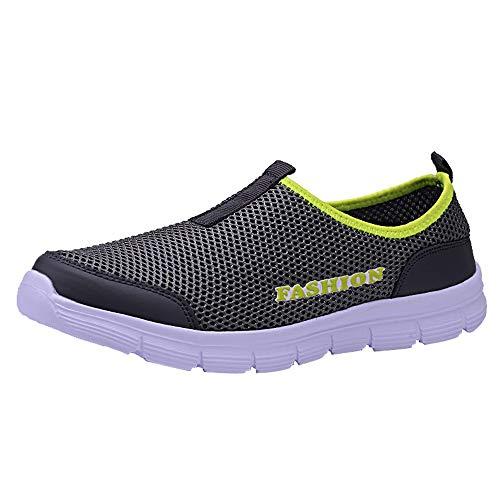 DIKHBJWQ Sandalen Damen Schuhe Herren Sneaker Tanzschuhe Damen Strandschuhe Herren Feldhockeyschuhe