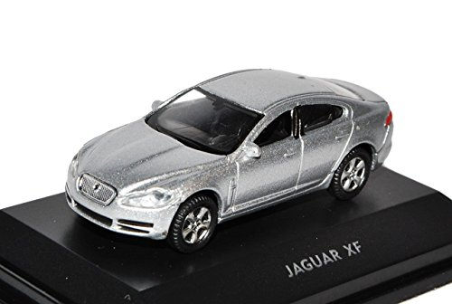 jaguar-xf-silber-ab-2008-h0-1-87-welly-modell-auto