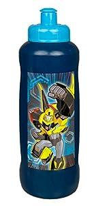 Unbekannt scooli tfjk9911sí Deportes Botella, Transformers, 450ml