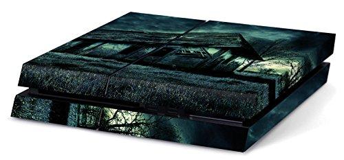 verlassenes Haus Hochwertiger Sony PS4 Playstation-Aufkleber/Sticker aus Vinyl -