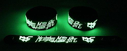 Memphis May Fire nuovo. Brillano al buio Bracciale MMF 94G