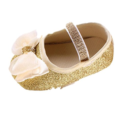 Zapatos bebe, Culater Patucos color metálico Niñas
