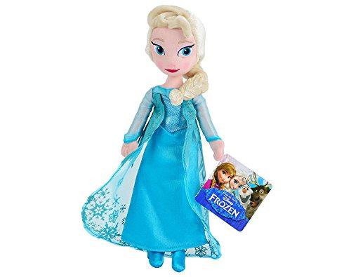 Simba 6315873187 - Disney Frozen Plüsch Elsa (Disney Frozen Elsa)