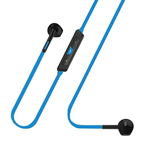 Auricolari BK-BLU Sport Fashion Bluetooth 4.1 Cuffie Chip CSR Multipoint