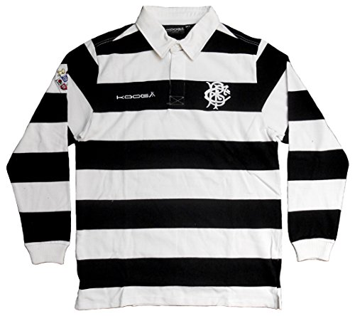 Classic Jersey Rugby (Barbarians Rugby L/S Classic Jersey 17/18)
