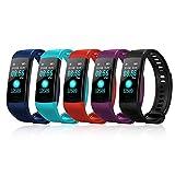 LWPCP Blutdruck/Sauerstoff Herzfrequenz Fitness Tracker Smart Armbanduhr