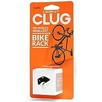 """Clug """"Roadie - Wandhalterung für Rennrad/Singlespeed / Fixie mit Reifen von 23 bis 32 mm"""