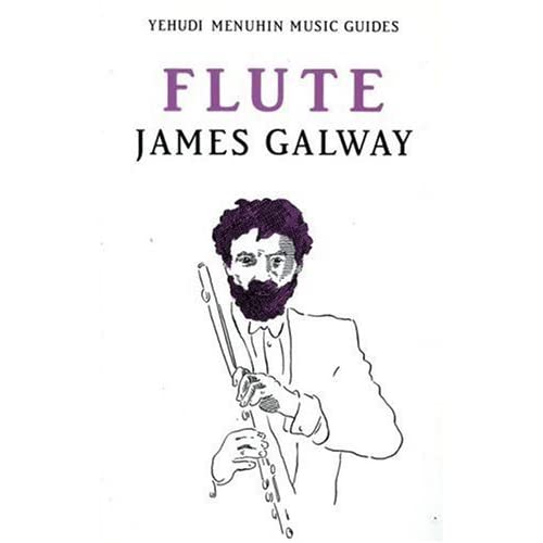 Flute (Yehudi Menuhin Music Guides) by James Galway (2003-04-01)