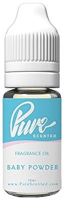10ml Baby Powder Potpourri Refresher & Burner Oil Home Fragrance