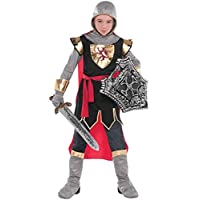 2020 (PKT) (Fix 25/25) (997647) Child Boys Brave Crusader Costume (6-8yr)