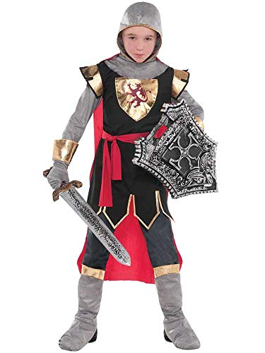 Amscan Kinderkostüm für Jungen, Brave Crusader Ritter