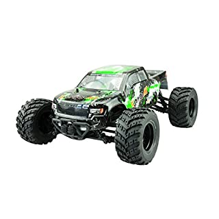 Amewi 22209 AMX Racing EVO 4M 4WD Monster Truck 1:12, Mehrfarbig