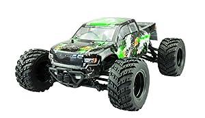 Amewi 22209-Evo 4m 4WD Monster Truck 1: 12, AMX Racing, Vehículo , Modelos/colores Surtidos, 1 Unidad