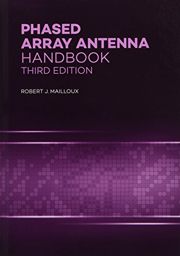 Phased Array Antenna Handbook (Antennas and Electromagnetics) por Robert J. Mailloux