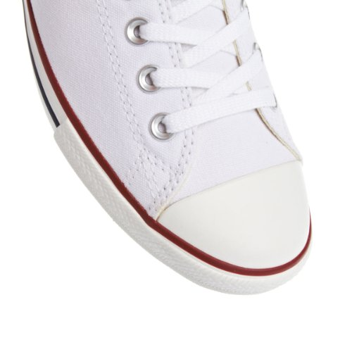 Converse, All Star Ox Canvas Seasonal, Sneaker, Unisex - adulto Bianco