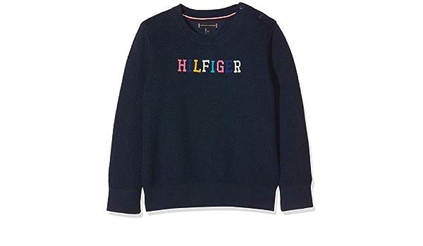 Tommy Hilfiger Colorpop Sweater Felpa Bambino