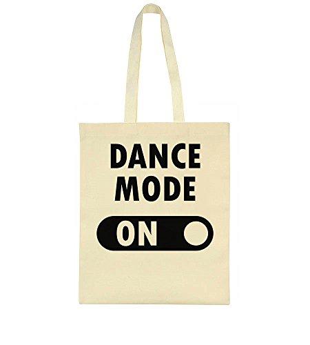 idcommerce Funny Dance Mode On Design Tote Bag