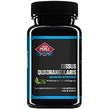 Extracto de Cissus, 2500 mg, 20 % de ketosteronas
