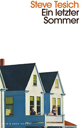 Buchseite und Rezensionen zu 'Ein letzter Sommer' von Steve Tesich