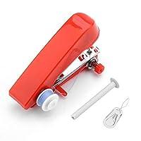 Mini Manual Portable Pocket-sized Small Sewing Machine Portable Stitch Sewing Machine for Home Travel Use