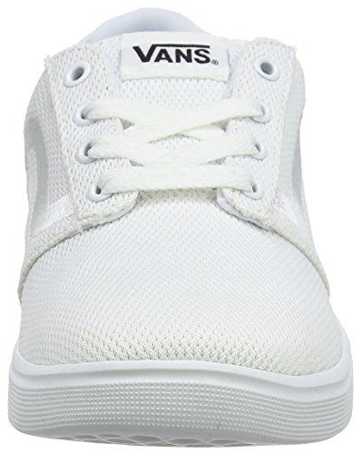 Vans Herren Mn Chapman Lite Sneakers Weiß (Mesh True White/ True White)