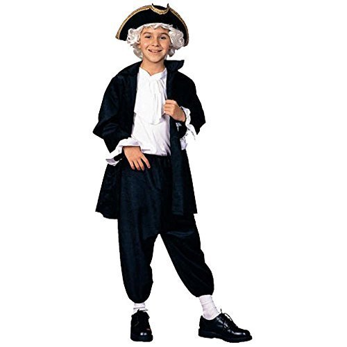Child's George Washington Costume (Size: Small 4-6) by RG Costumes