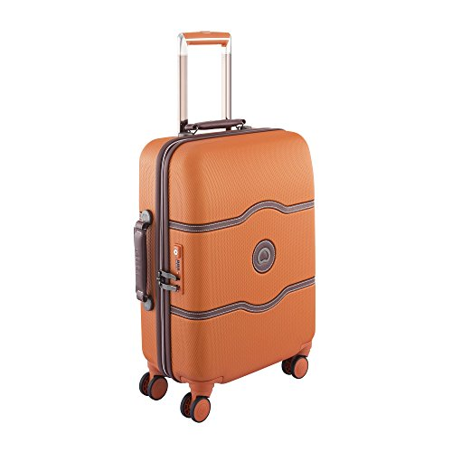 DELSEY PARIS CHATELET HARD + Valise, 55 cm, 39 L, Orange