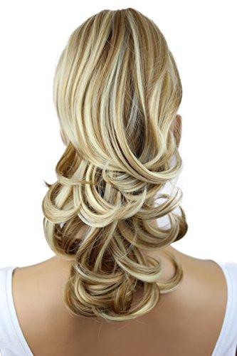 PRETTYSHOP Voluminosa corrugado peluca peluca trenza