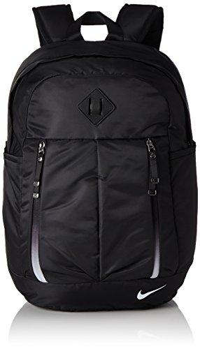 Imagen de nike auralux backpack solid , mujer, negro / blanco, talla única