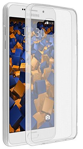 mumbi UltraSlim Hülle für Samsung Galaxy A5 (2016) Schutzhülle transparent (Ultra Slim - 0.55 mm) - nicht für das Galaxy A5 - A500F von 2015