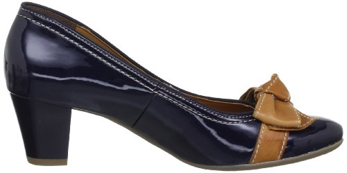 Jenny Venezia 22-52823-06, Talones Azules De Mujer (blau (pacific, Saddle))