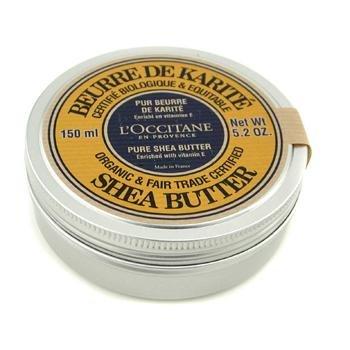 L'Occitane - Organic Pure Shea Butter 150Ml/5.2Oz - Soins De La Peau