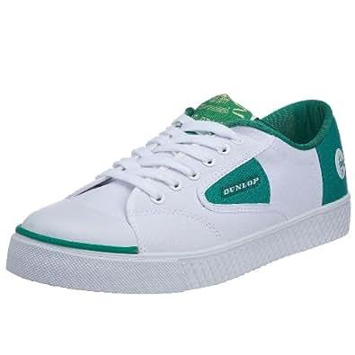 Dunlop Greenflash 1555, Baskets mode homme Blanc-TR-F2-30 47
