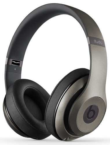 Beats by Dr. Dre Studio 2.0 Kopfhörer (Over-Ear) titan - 6