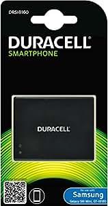 Duracell DRSI8160 Batteria per Samsung Galaxy S3 Mini, Nero