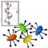 Arraignées Insecte Marche Vitre Jouet Idéal Sachet Cadeau Anniversaire x 12