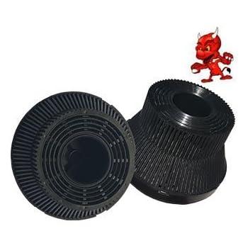 sparset 2 aktivkohlefilter kohlefilter filter passend f r dunstabzugshaube teka tl1 62 tl1 62. Black Bedroom Furniture Sets. Home Design Ideas