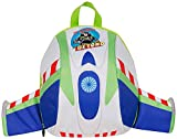 Toy Story Buzz Lightyear Dome Padded Backpack with Wings Disney Pixar School Bags for Boys
