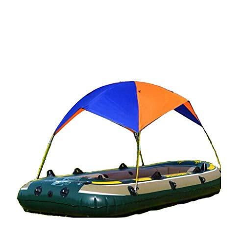 planuuik tragbare langlebige aufblasbare Angeln Sonnenschutz Regen Baldachin Segelboot Markise Top Boat Shelter Kajak Kit Zubehör