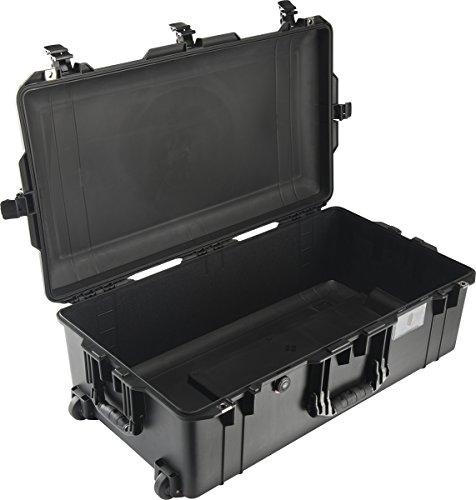 Peli 1615 Air Valise de protection sans Mousse pour Appareil Photo Noir