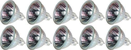 GE Lighting 20834 50 Watt 850 Lumen MR16 Flutlicht mit 2-poligem Sockel -