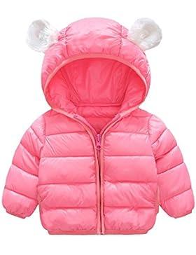 [Sponsorizzato]Comcrib Abbigliamento Bambini Ragazze Ragazzo Ultralight Giacche Wadded Baby Winterjacke Abiti caldi per autunno...