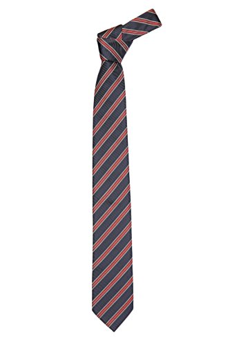 BOSS Krawatte Tie 7,5 cm 50326956 Herren, Dunkelrot, ONE SIZE