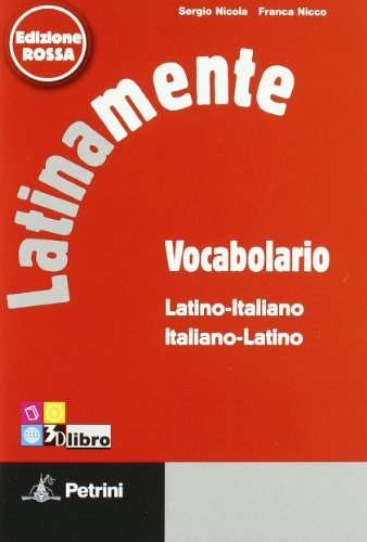 LATINAMENTE ROSSA+VOC. +CD