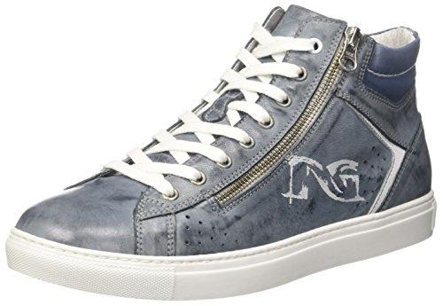 Nero Giardini P704941u, Sneakers basses homme Grigio (214)