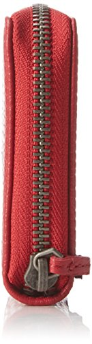 Liebeskind Berlin - Connyr Lgrain, Portafogli Donna Rosso (Rot (cherry blossom red 3532))
