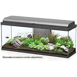 Aquarium AQUADREAM 100 Noir LED 115 LITRES
