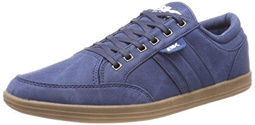 British Knights Herren KUNZO Sneaker, Blau (Navy/Crepe), 45 EU