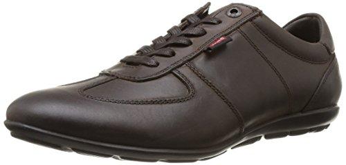 Levi's 220964-700 - Zapatillas de piel de cerdo hombre, color marrón, talla 40