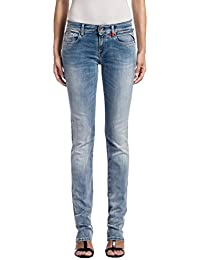 Replay Hyperflex Damen Straight Leg Jeans Vicki